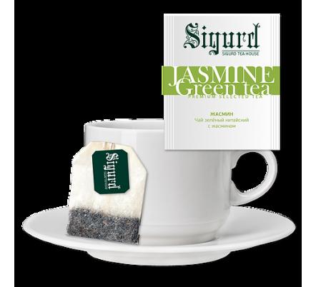 Sigurd Jasmine Green Tea 30 пак