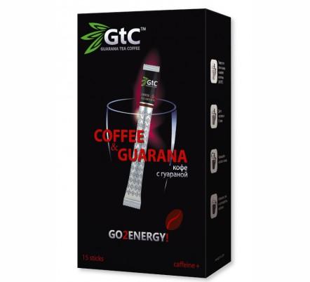 Кофе GtC с экстрактом гуараны