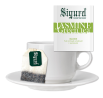 Sigurd Jasmine Green Tea 30 пак