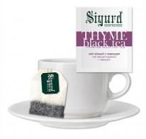 Sigurd Thyme Black tea 30 пак