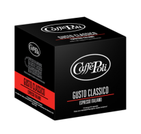 Капсулы EP CAFFE POLI GUSTO CLASSICO (100шт)